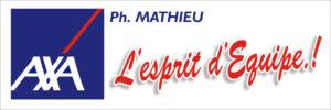 Logo axa 2019